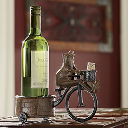 Frog Wine Caddy