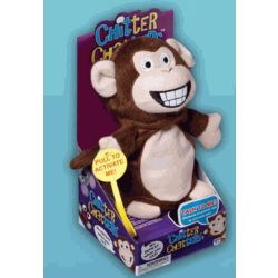 Chitter Chatter Talking Monkey
