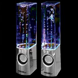 Dancing Water Speaker Set