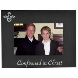 Personalized Confirmation Metal Frame