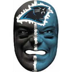 Carolina Panthers NFL Fan Face
