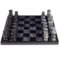 Sophisticate Marble Chess Set