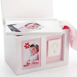 Personalized Baby Birth Memory Box