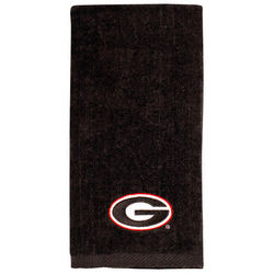 Embroidered University of Georgia Tennis Towel