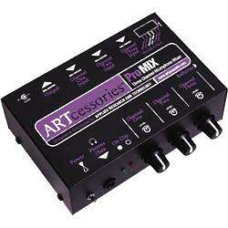 3-Channel Microphone Mixer