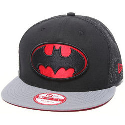 Batman DC Snapback Hat