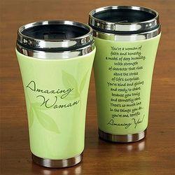 Amazing Woman Travel Mug