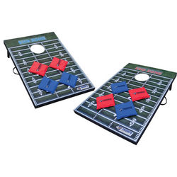 Customizable Football Bag Toss