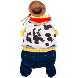 Toy Story's Woody Pet Halloween Costume