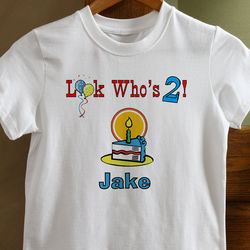 Birthday Kid Youth T-Shirt