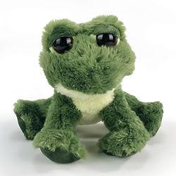 Dreamy Eyes Fantabulous Frog Stuffed Animal
