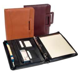 Zip Around Padfolio Organizer