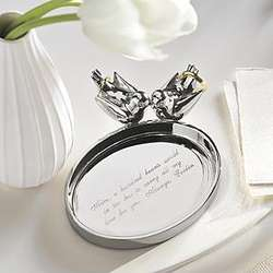 Love Birds Ring Holder