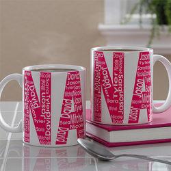Mom or Nana's Personalized Small Coffee Mug