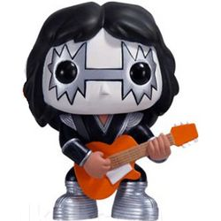 Spaceman Kiss Action Figure