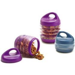 Expandable Snack Containers