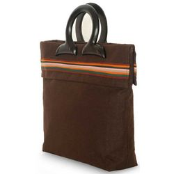 Coffee Cake Cotton Handbag