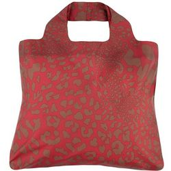 Leopard Print Savanna Reusable Shopping Bag