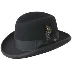 Godfather Homburg Hat