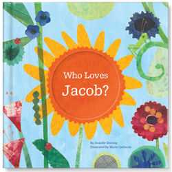 """Who Loves Me?"" Personalized Child's Book"