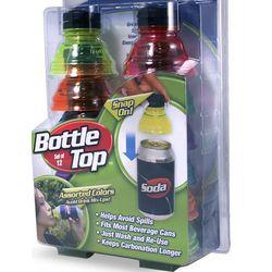 Soda Can Bottle Tops