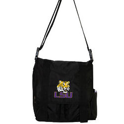 LSU Team Logo Diaper Bag