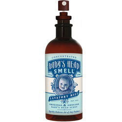 Baby's Head Smell Lavatory Mist