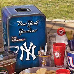 MLB Portable Mini Fridge