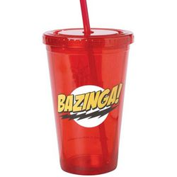 Big Bang Theory Bazinga Insulated Cup