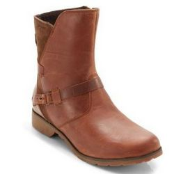 Women's Low Leather Boots