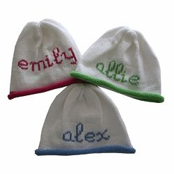Personalized Roll Hat