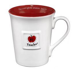 Teacher's Proverbs 2:6 Coffee Mug