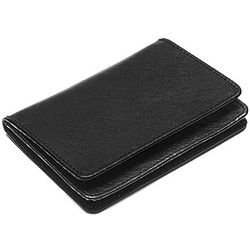 Leather Credit Card and Business Card Case