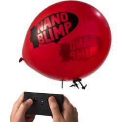 Remote Controlled Miniature Indoor Blimp