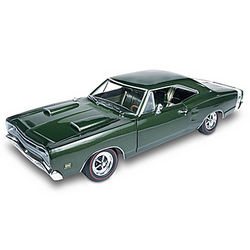 1969 Dodge Super Bee Muscle Car Diecast Replica