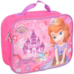 Sofia the First Scholarly Princess Insulated Lunchbox