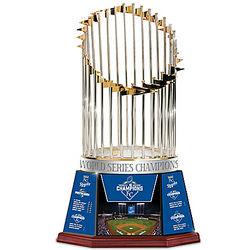 2015 World Series Champs Kansas City Royals Commemorative Trophy