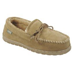 Men's Sheepskin Moccasin Slippers