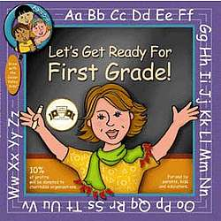 Let's Get Ready For First Grade Book