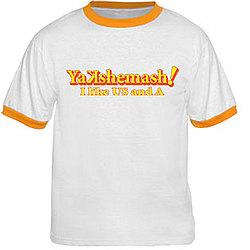 Yakshemash T-Shirt