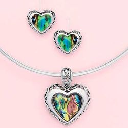 Heart's Desire Jewelry Set