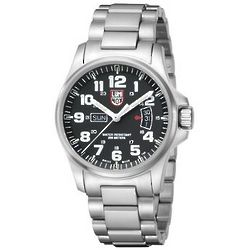 Field Date 1820 Stainless Steel Watch