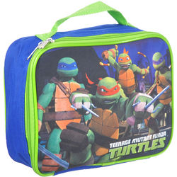 Teenage Mutant Ninja Turtles Night Falls Insulated Lunchbox