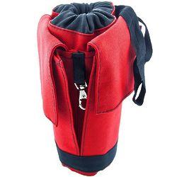 Red Designer Cane Bag