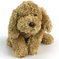 Muttsy the Dog Plush Toy