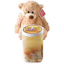 Snuggly Bear 'N Soup