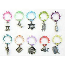 Passover Wine Charms