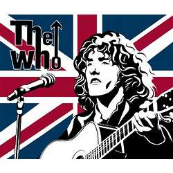 The Who Pop Art Print