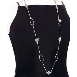Long and Classic Celtic Necklace