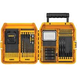 65-Piece Contractor Screwdriver Bit Set